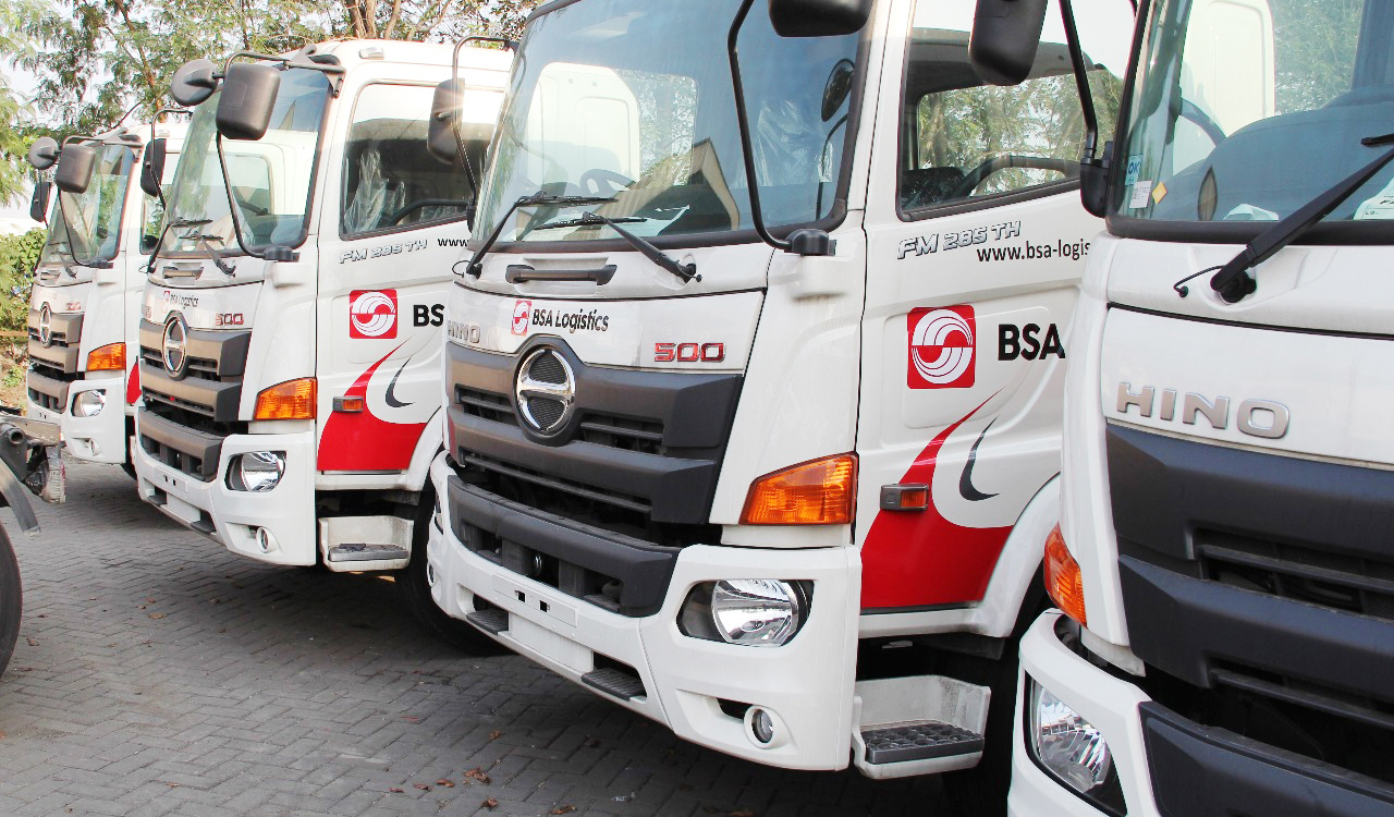 20 Brand New Trucks Ready to Serve You Better
